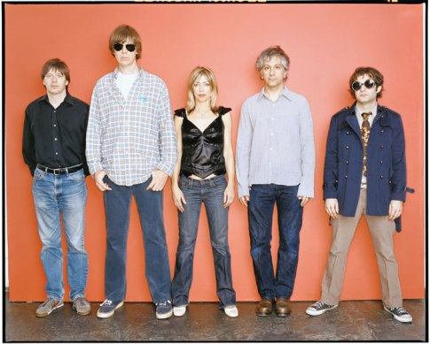 mp3: Sonic Youth Give Us A Free Mix-Tape    Flick-Thru